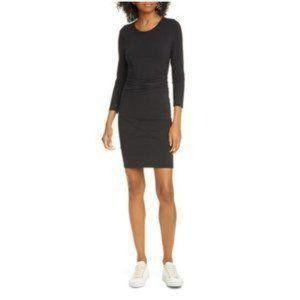 ATM ANTHONY THOMAS MELILLO Ruched Pima Dress